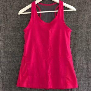 Nike Dri-FIT Pink Tank top size M